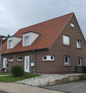 Neubau von 3 Doppelhäusern