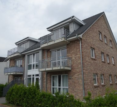 Neubau eines Mehrfamilienhaus