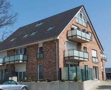Neubau eines Wohnhauses mit 18 WE