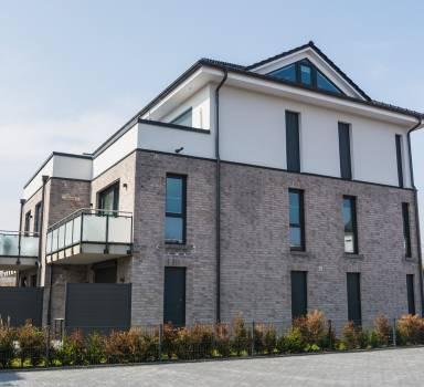 Neubau eines Wohnhauses mit 8 WE